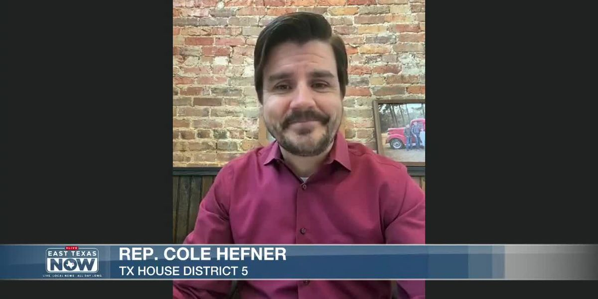 Rep. Cole Hefner authors bill giving school security personnel liability protection