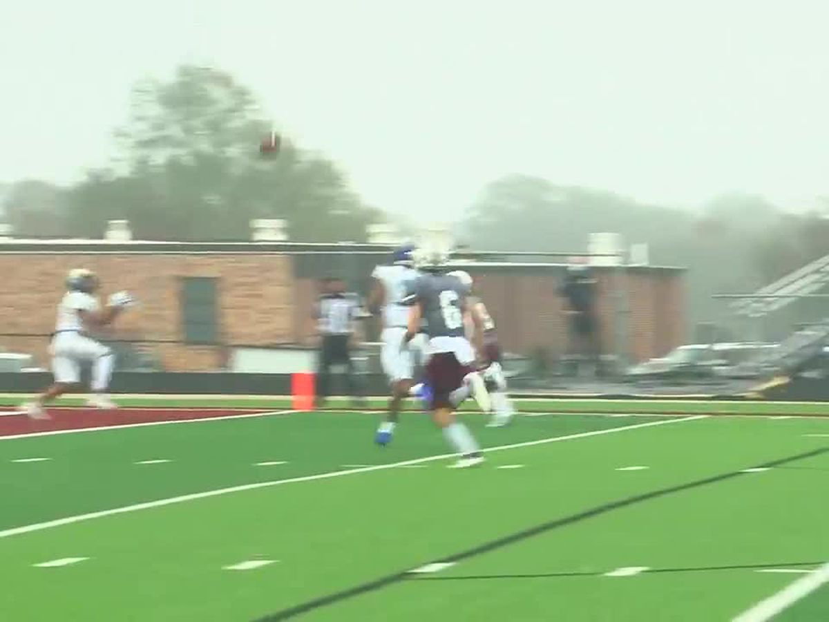 WATCH: Jacksonville airs it out against Whitehouse