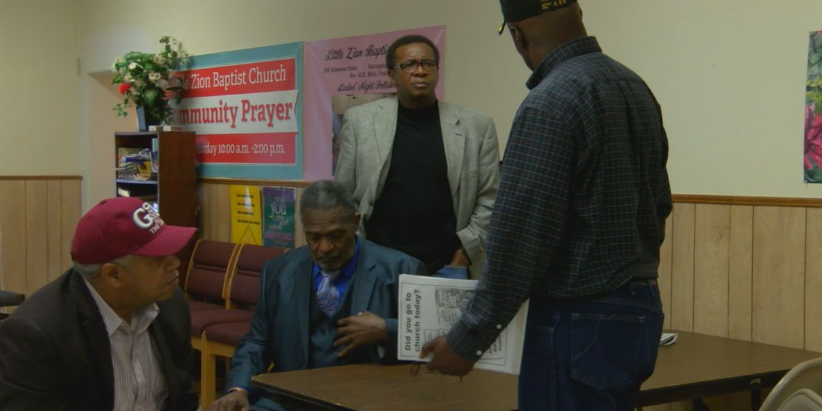 Nacogdoches NAACP sets new goals for 2019, asks 'where are the young people?'