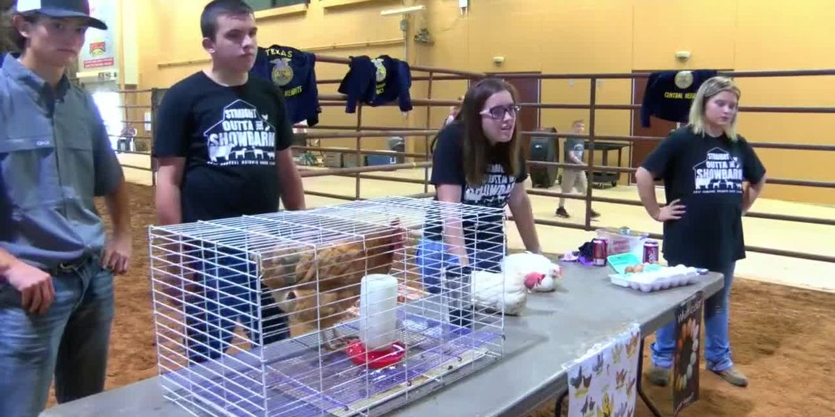 Nacogdoches students learn the importance of agriculture