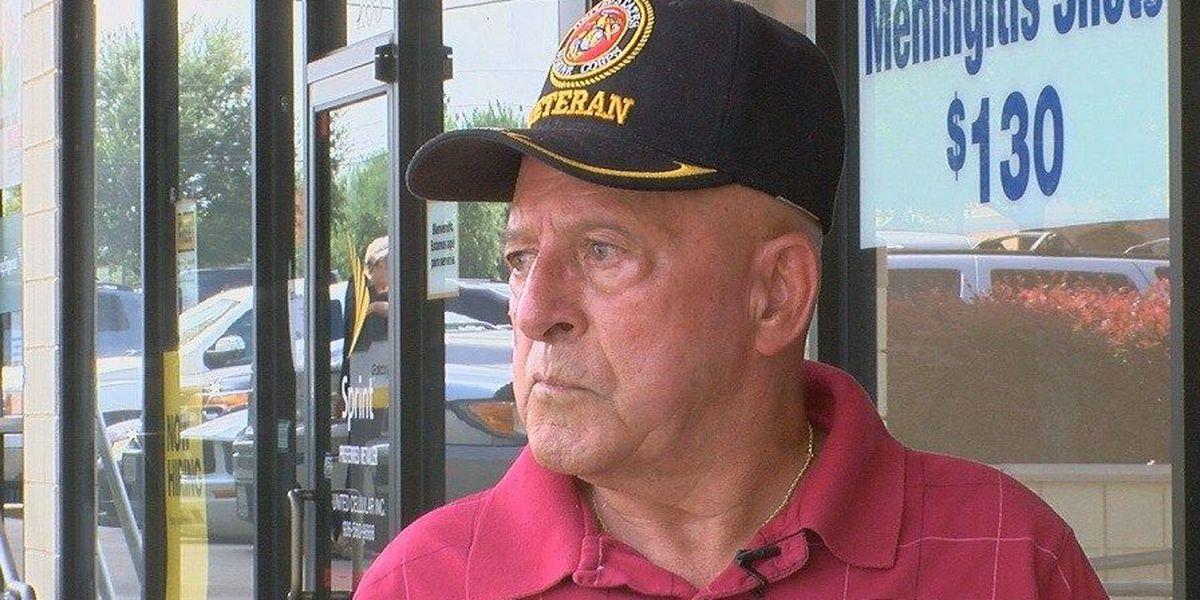 Nacogdoches veterans respond to Kaepernick's silent protest