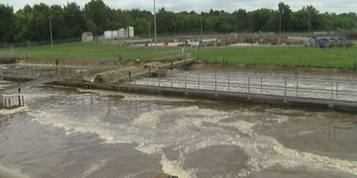 Nacogdoches city officials investigating unknown substance found at wastewater plant