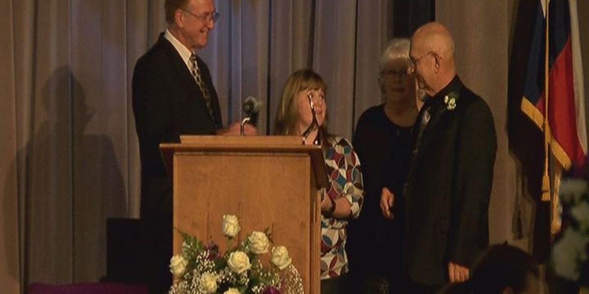 East Texas leaders honored at Community Impact Awards