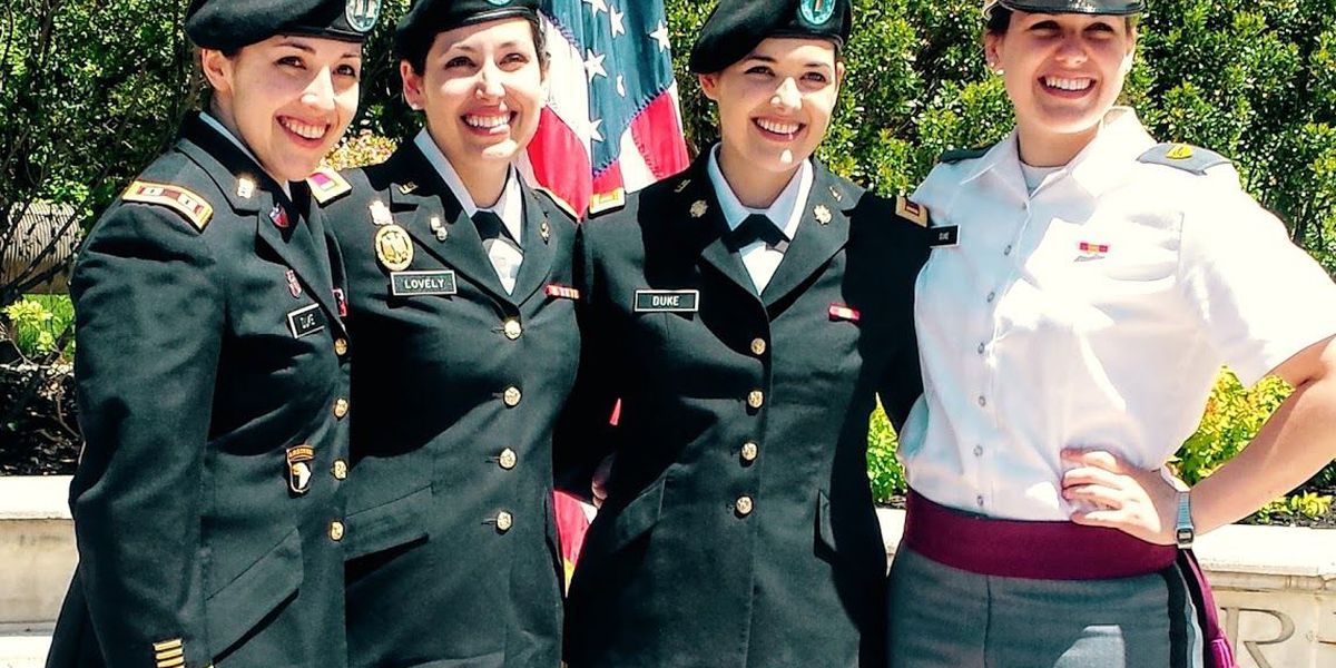 Four Nacogdoches sisters set history by graduating from West Point