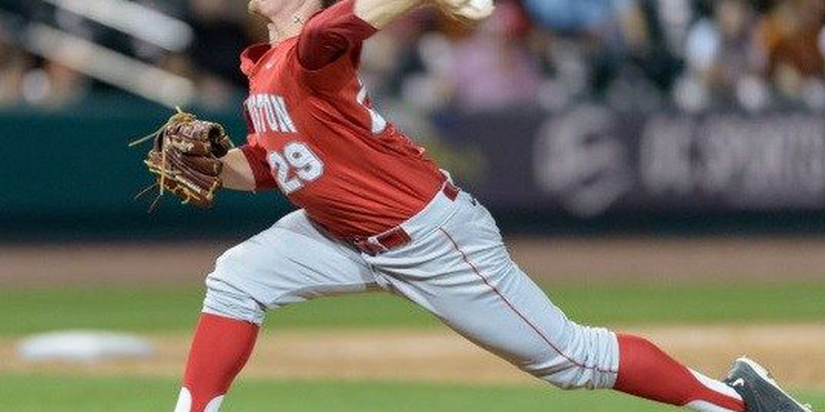 Former Lufkin Panther Trey Cumbie drafted by Houston Astros