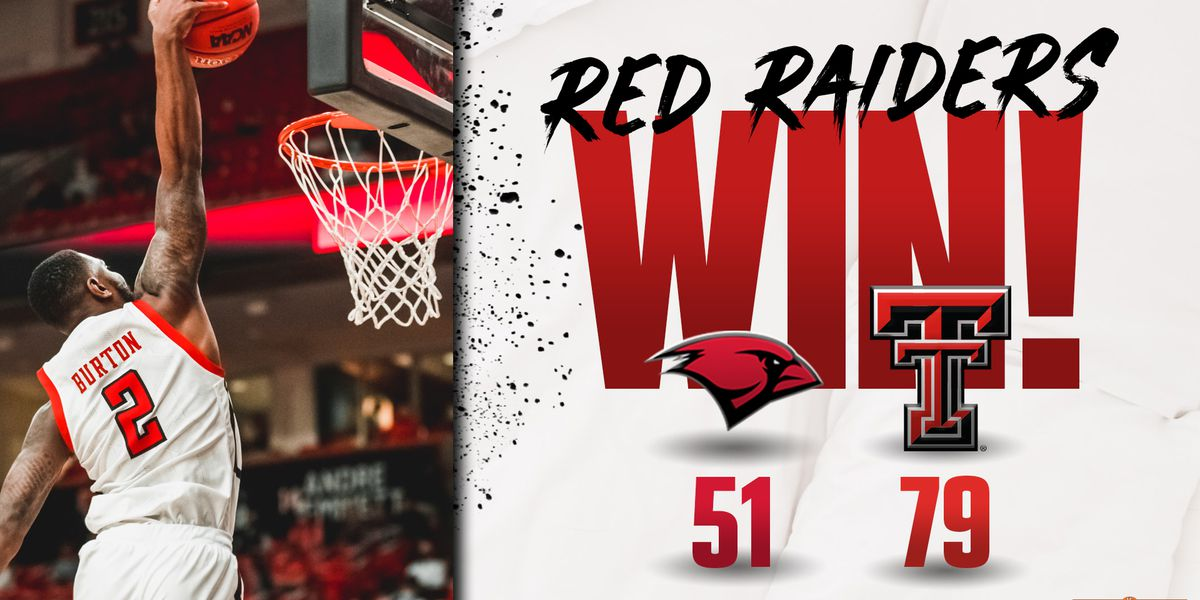 #13 Red Raiders cruise past Incarnate Word