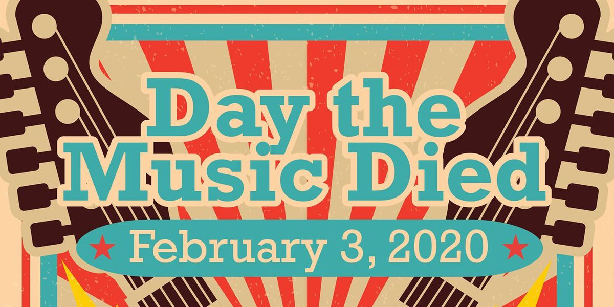 Buddy Holly Center hosts free activities for 'Day the Music Died'