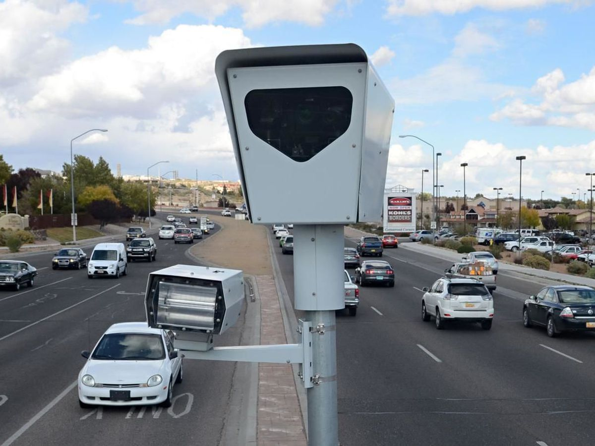 City of Lufkin begins process of covering red light cameras after bill bans them in Texas