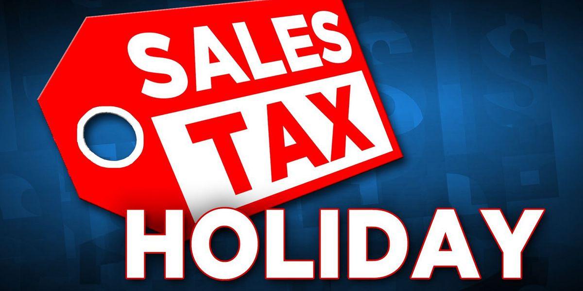 Texas sales tax holiday weekend begins