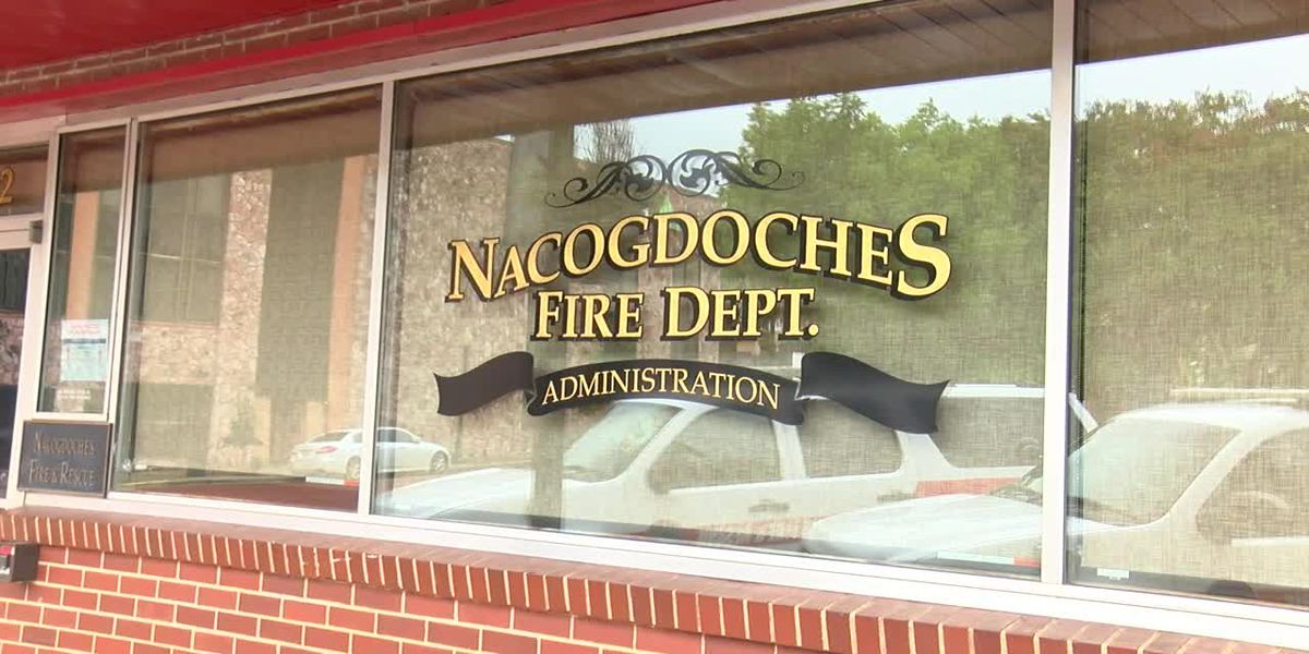 WEBXTRA: Nacogdoches fire chief heads to California to help with wildfires