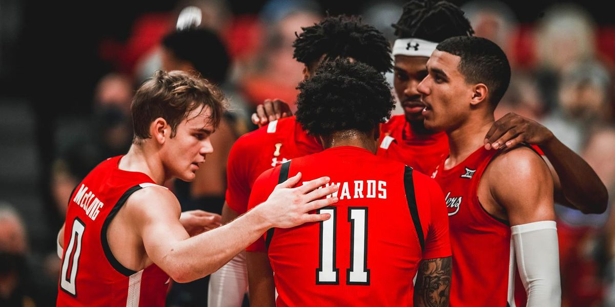 Red Raiders set to play Texas in Big 12 Championship Quarterfinals