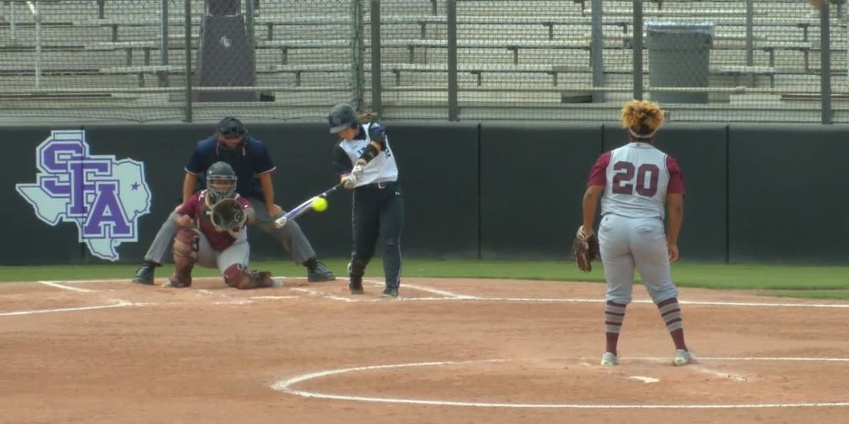 SFA to meet up with McNeese in Southland Softball Tournament