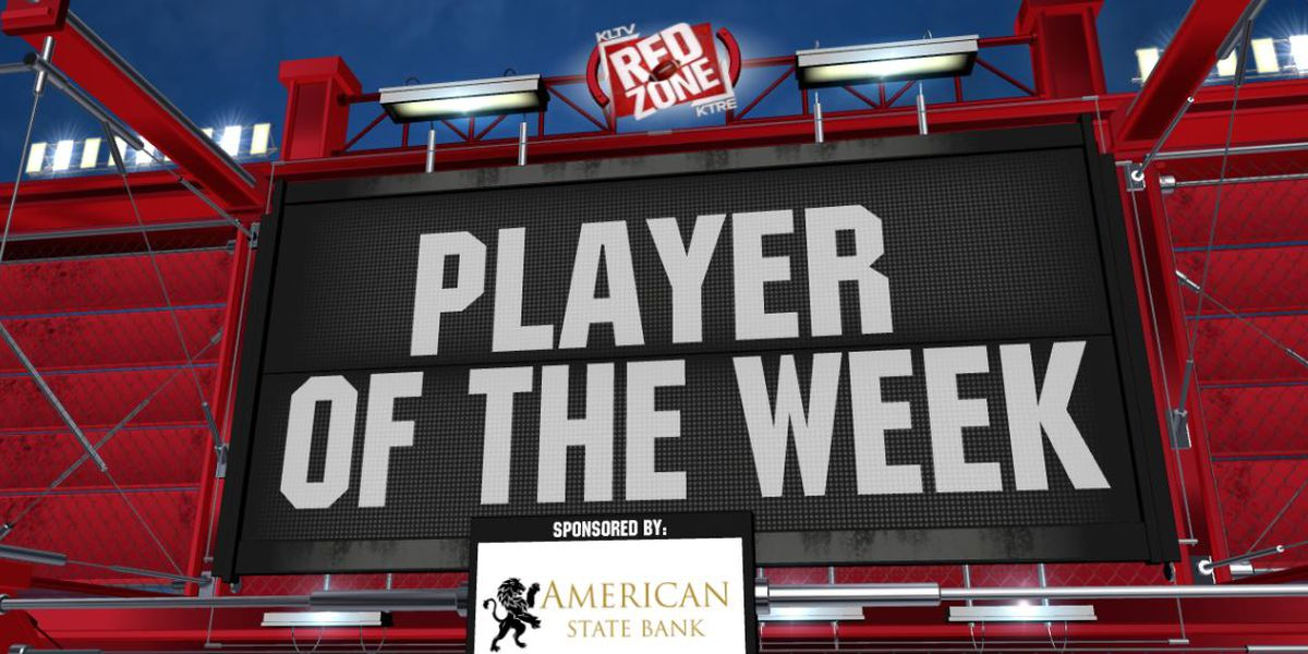 Vote for the American State Bank Player of the Week
