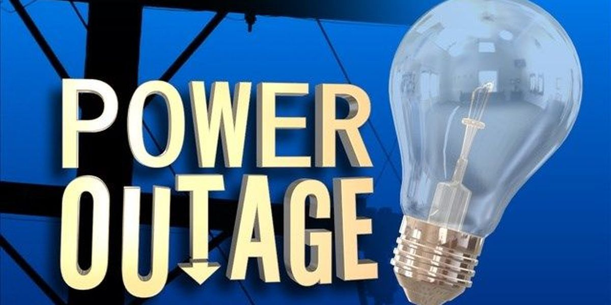 Rusk County reports power outage