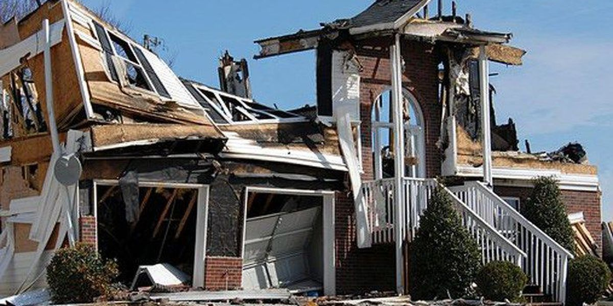 'Rare development opportunity': Destroyed home selling for $4 million