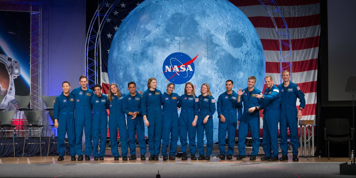 Meet the Class: NASA's newest astronauts could be assigned to Moon, Mars missions