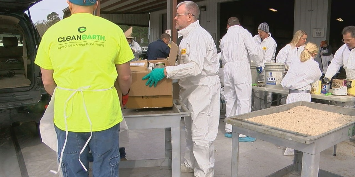 Angelina Beautiful Clean hosts hazardous waste collection