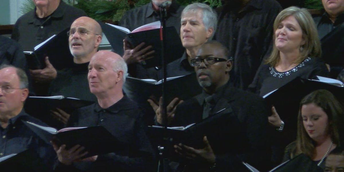 Two East Texas churches bring community together in third annual Christmas show