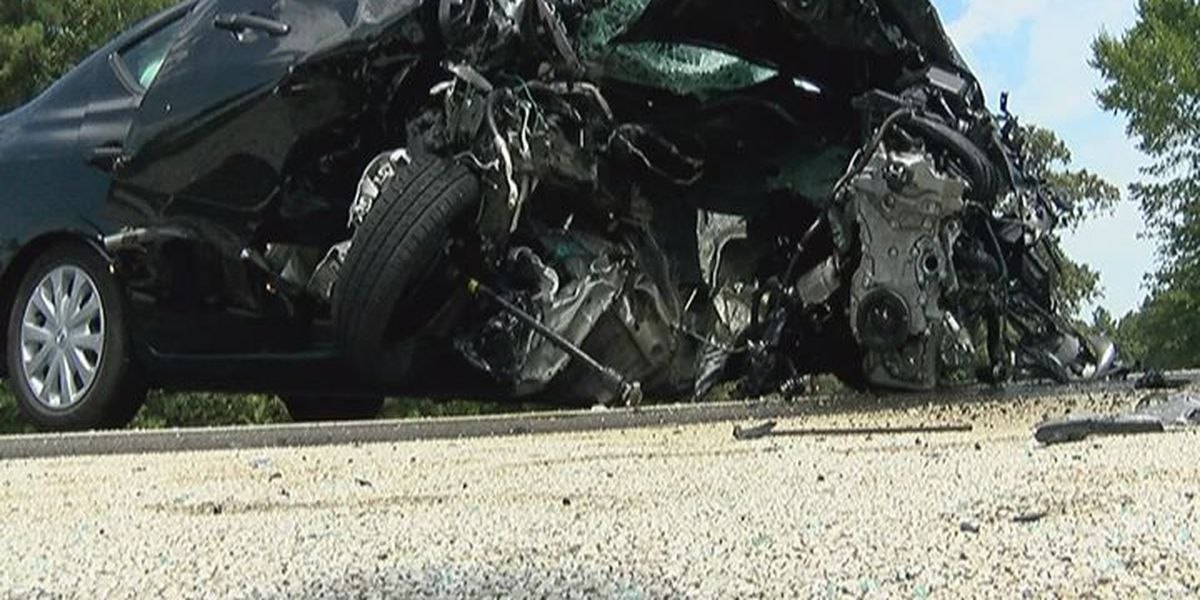 2 patients released, 1 flown to Tyler after Angelina Co. wreck