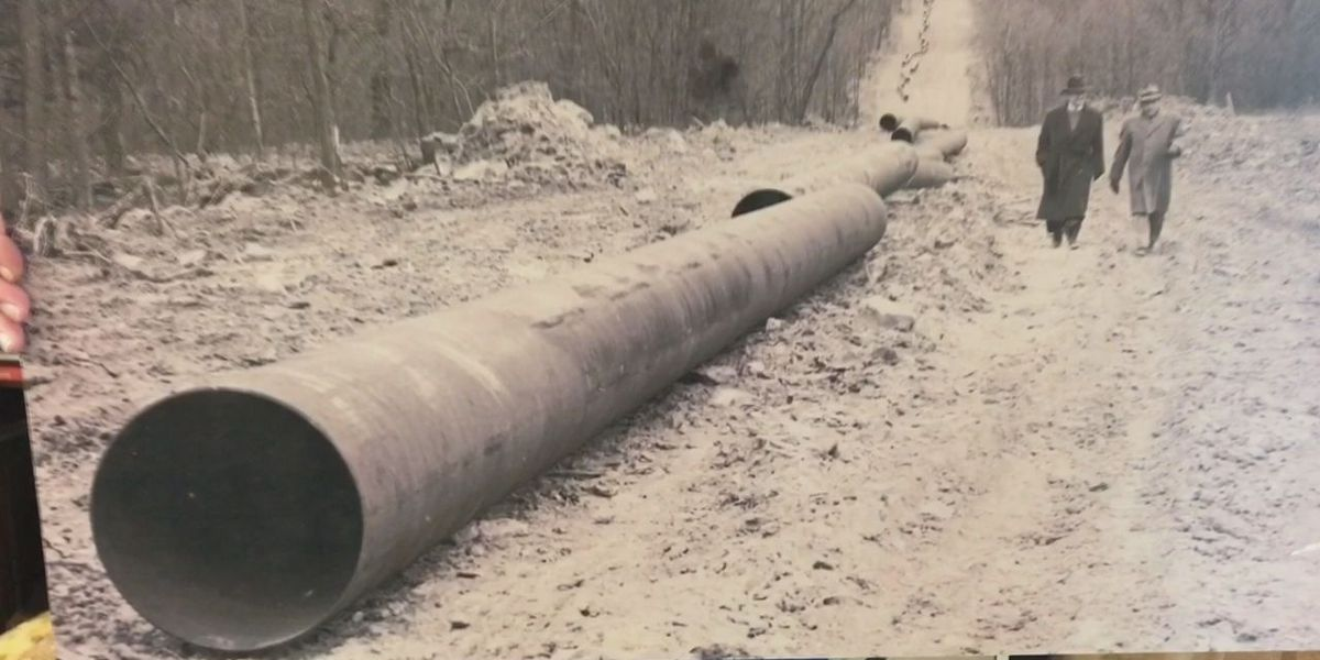 Mark in Texas History: 'Big Inch' pipeline turns 78