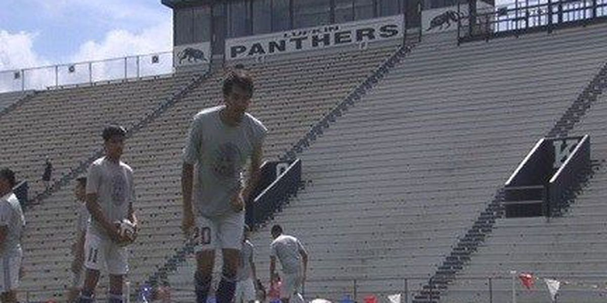 Lufkin Panthers advance to Regional Semifinals in penalty kicks