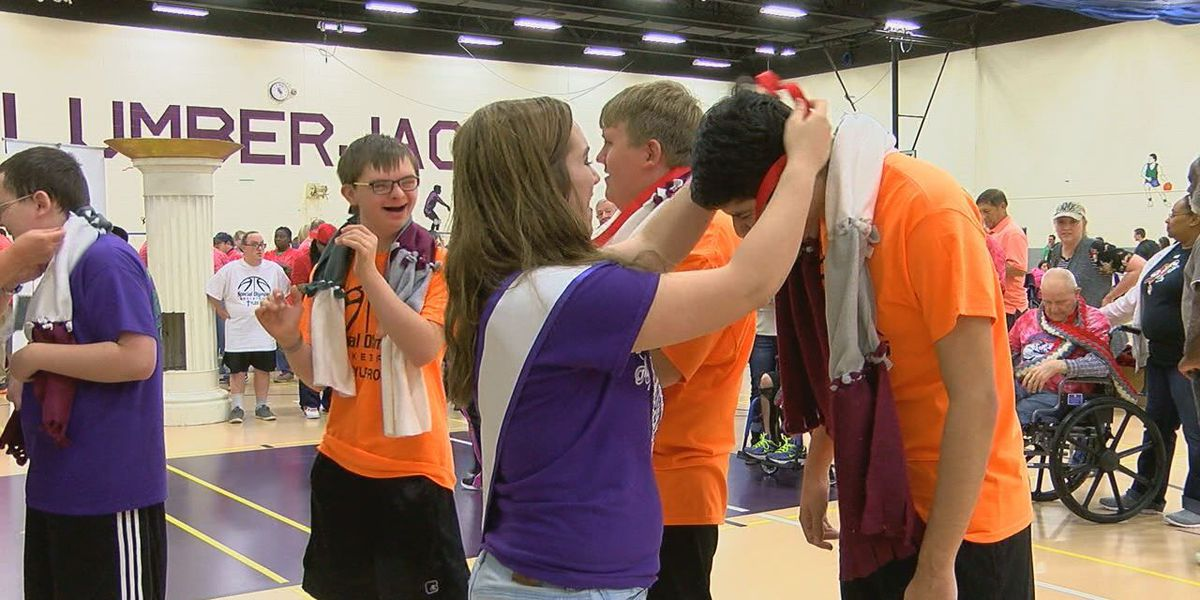 Spotlight on Special Olympics volunteers who donate time