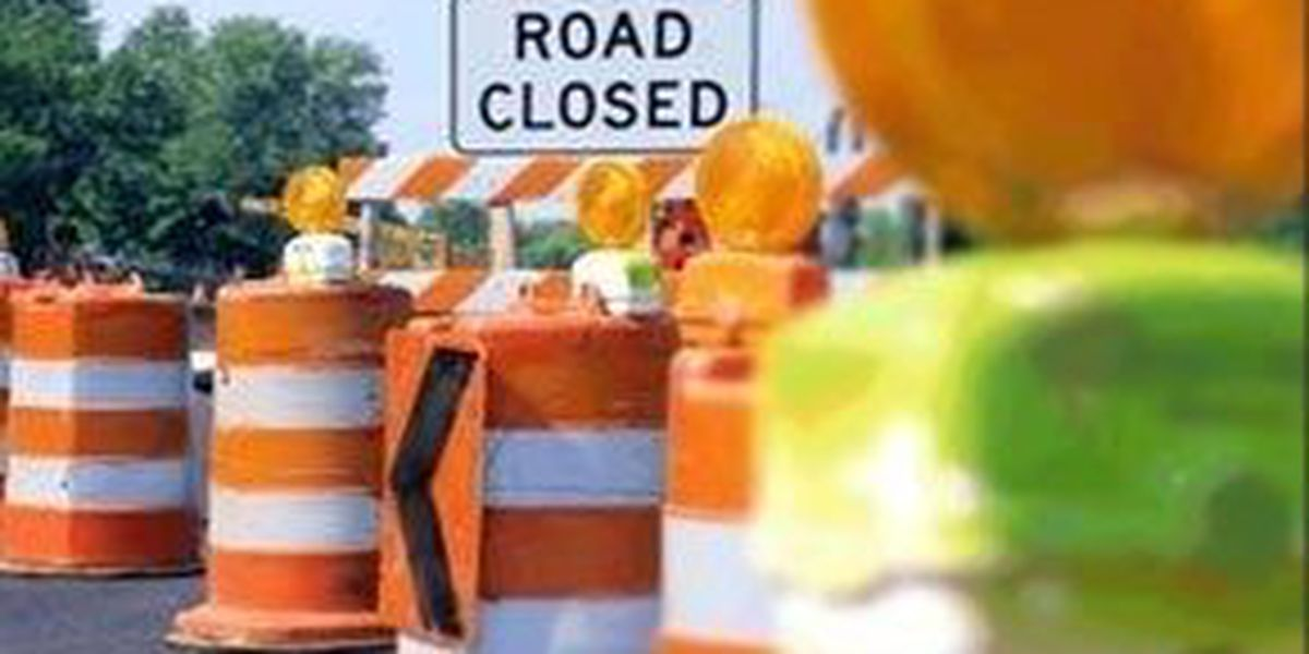 Several East Texas roads closed due to high water