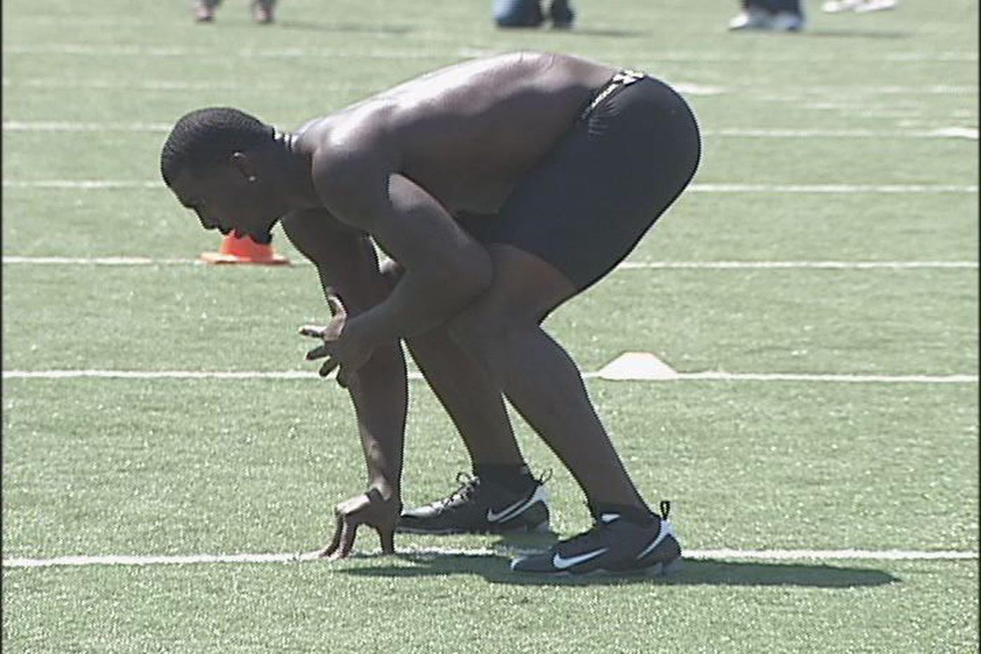 Dez Bryant Returns Home To Lufkin For Nfl Pro Day Workout