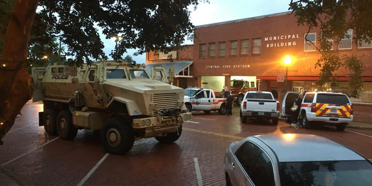 East Texas strike team deployed to aid with highwater evacuations