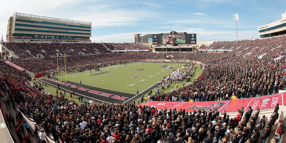 Texas Tech Athletics: 40 positions cut because of COVID-19