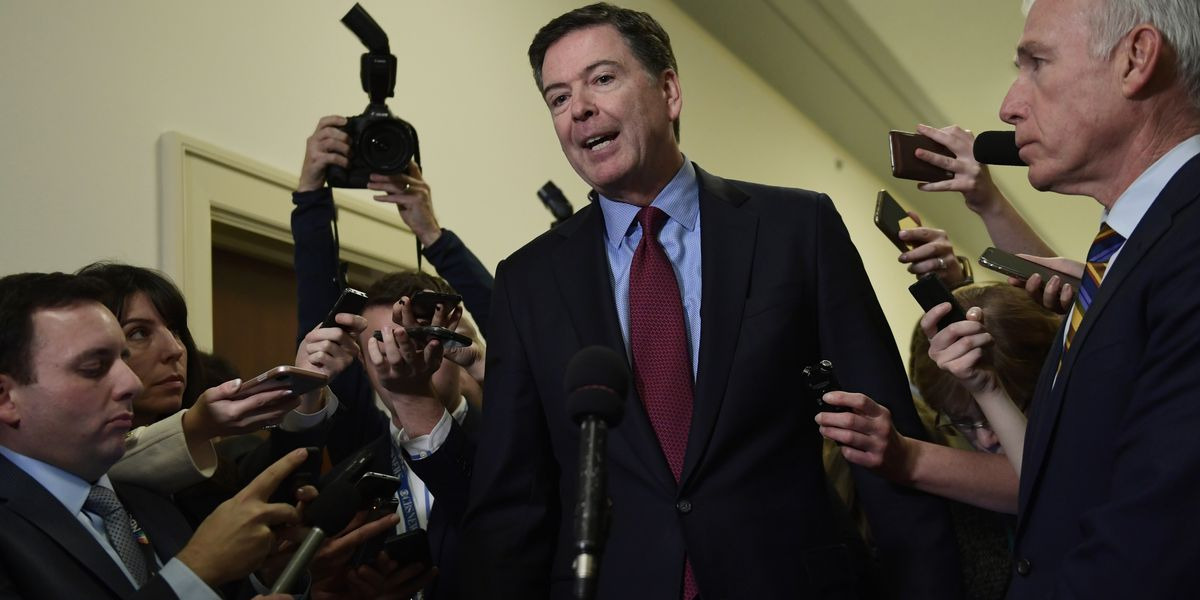 Comey: FBI probe of Russia initially looked at 4 Americans