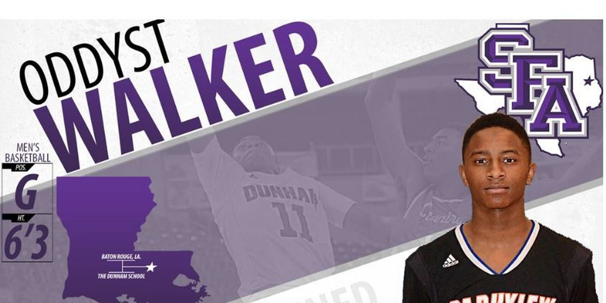 SFA Basketball fills 2018 roster with Louisiana signee
