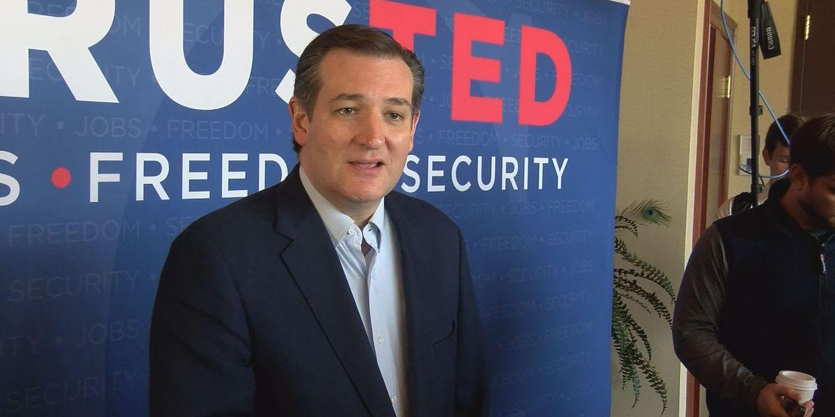 Sen. Cruz reintroduces amendment imposing term limits on members of Congress