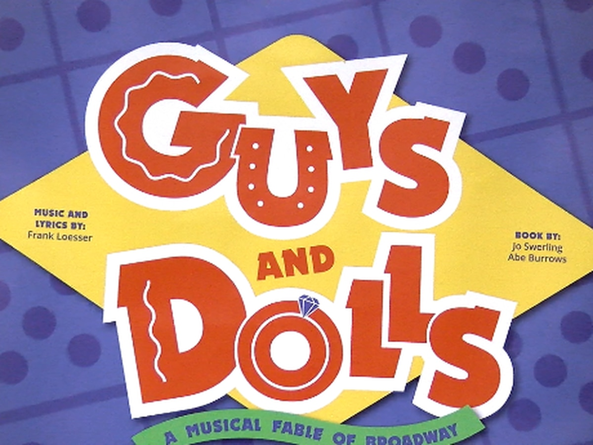 Angelina College brings 'Guys and Dolls' to the stage
