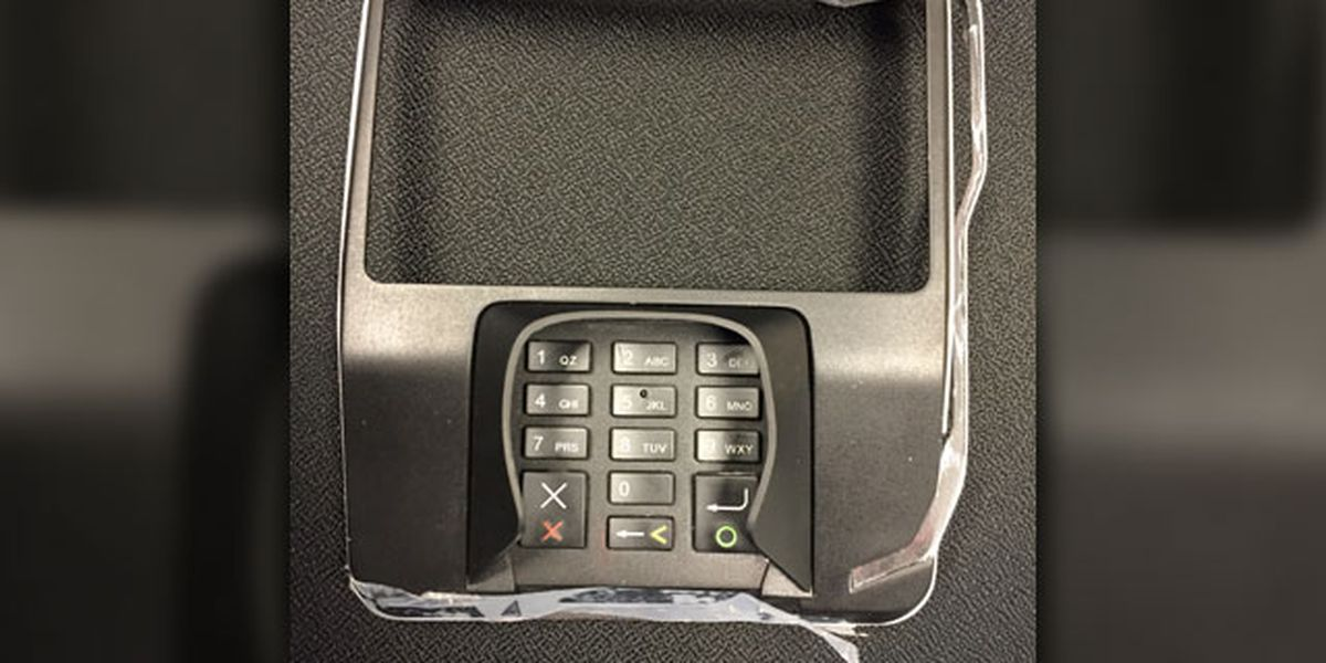 Lufkin police urge caution after card skimmers found at convenience stores
