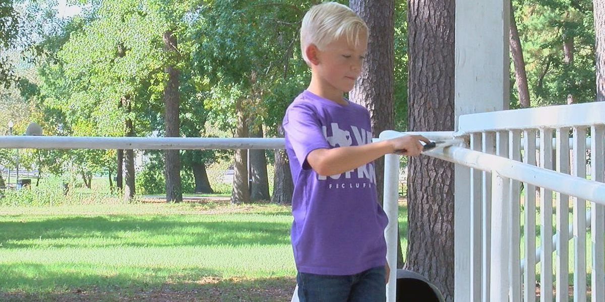 First Baptist Church hosts 3rd annual Love Lufkin community service projects
