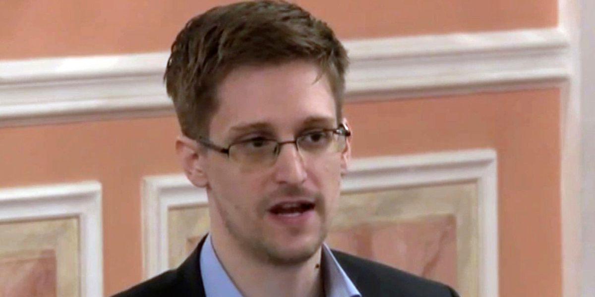 Justice Dept. files lawsuit against Snowden over memoir