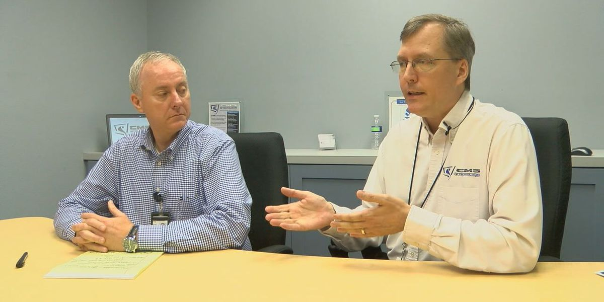 Lufkin technology experts offer advice to prevent ransomware