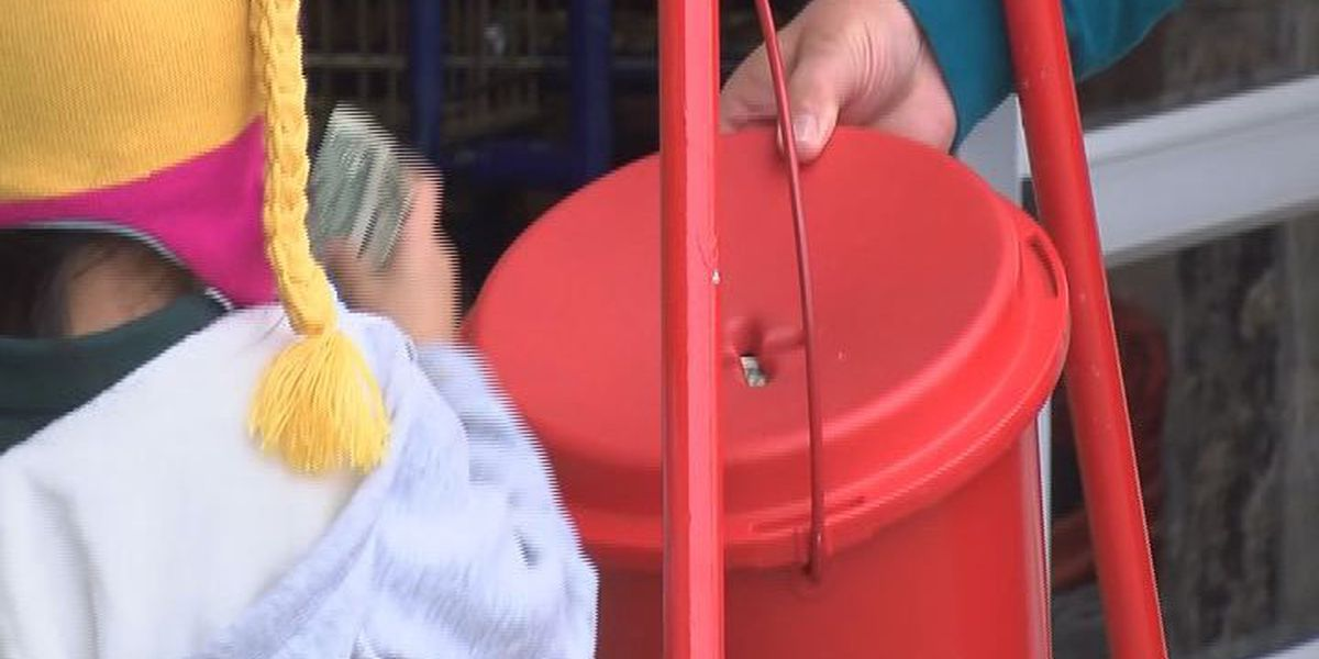 Lufkin Salvation Army hoping for a Christmas miracle