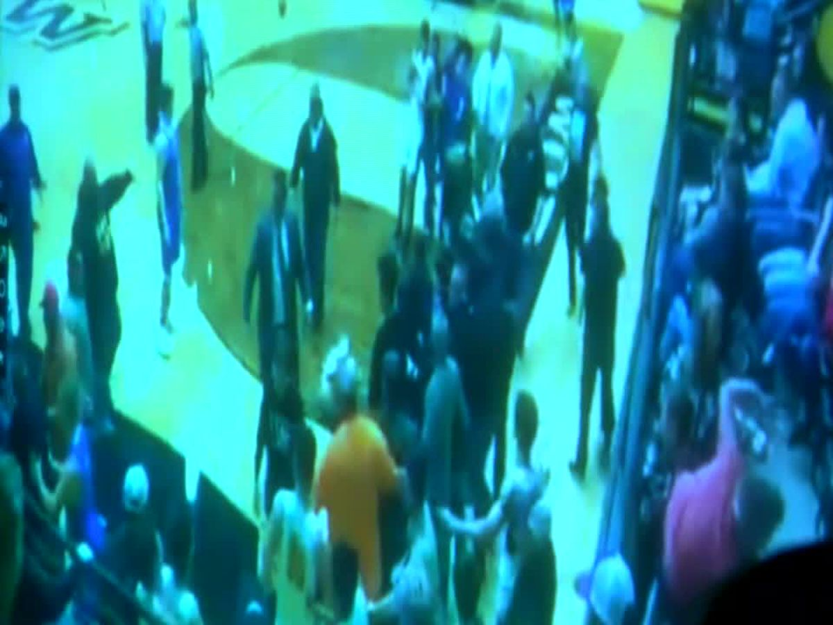 School districts, law enforcement investigating after brawl at Woden-Joaquin basketball game
