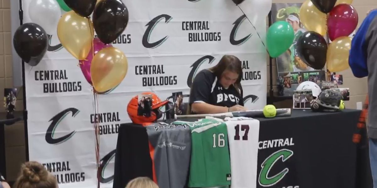 Central's Lexi Windsor heading to Bossier