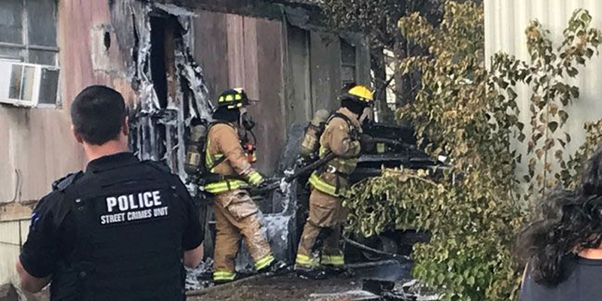 Lufkin fire marshal: Fire on Laurel Ave. started at portable heater, spread to 2nd house