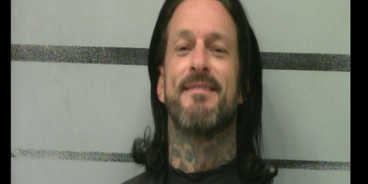 Aryan Brotherhood gang member arrested after K-9 finds narcotics during traffic stop