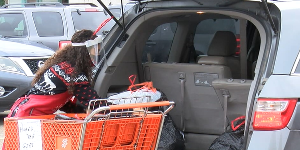 Salvation Army reaches Angel Tree goal of 600 recipients served in Angelina county