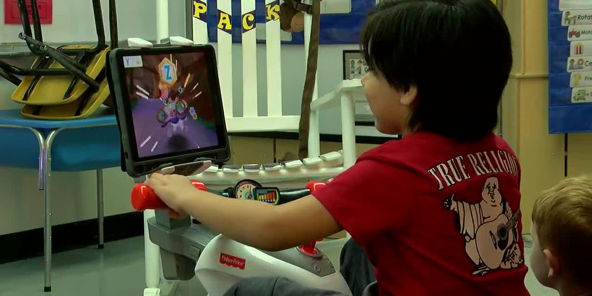 WEBXTRA: Lufkin primary school using 'smart cycles' to better engage students in learning