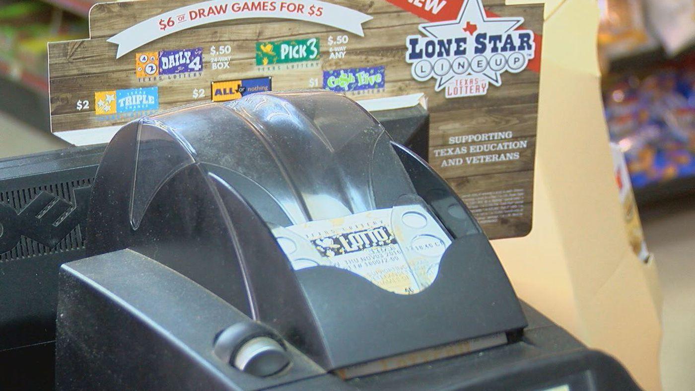 San Augustine store sells winning $20 million Lotto ticket