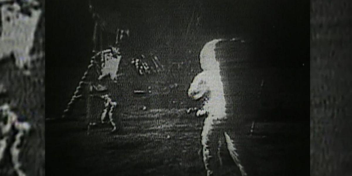 Saturday marks 50th anniversary of Apollo 11 moon landing
