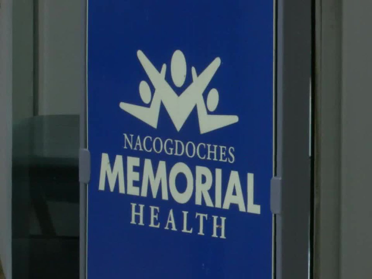 Anonymous donation helps Nacogdoches hospital buy special COVID-19 testing equipment