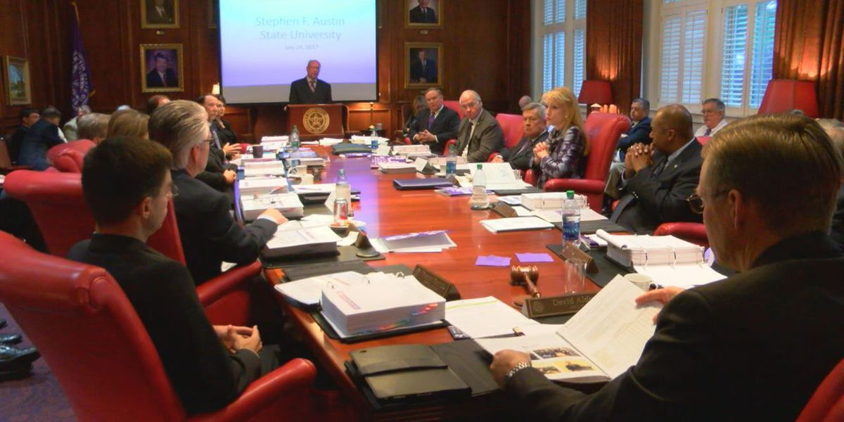 SFA Regents approve recruiting, marketing efforts aimed at different generations
