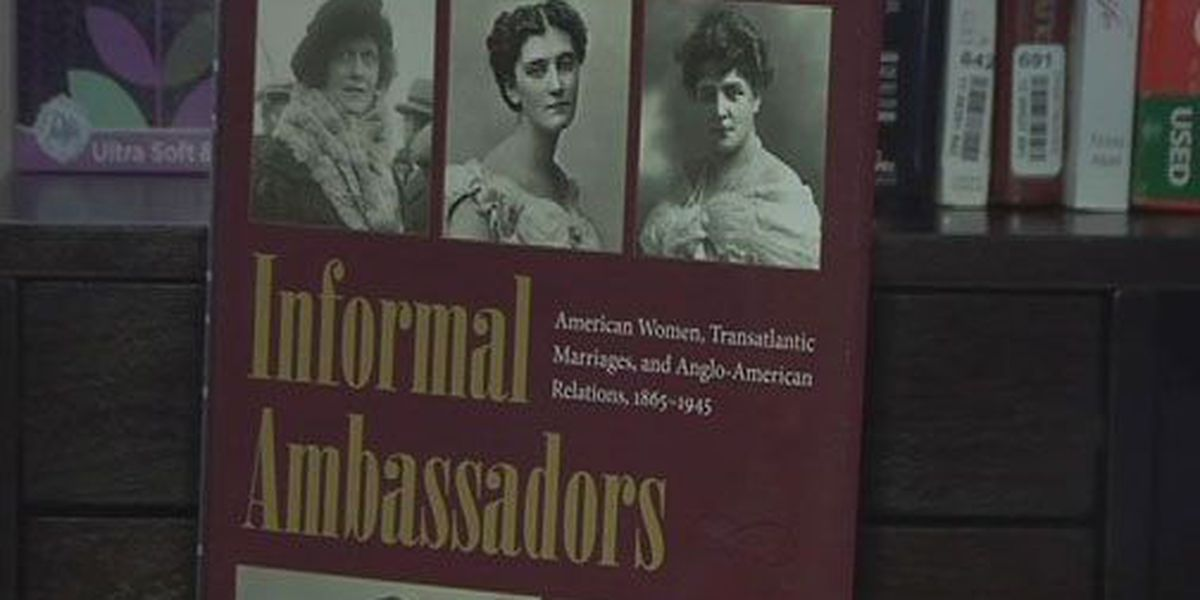 SFA professor's book features historical version of 'Downton Abbey' character